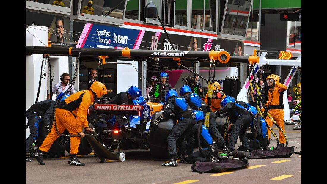 McLaren - Formel 1 - GP Monaco - 26. Mai 2019