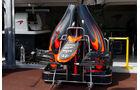 McLaren  - Formel 1 - GP Monaco - Mittwoch - 20. Mai 2015