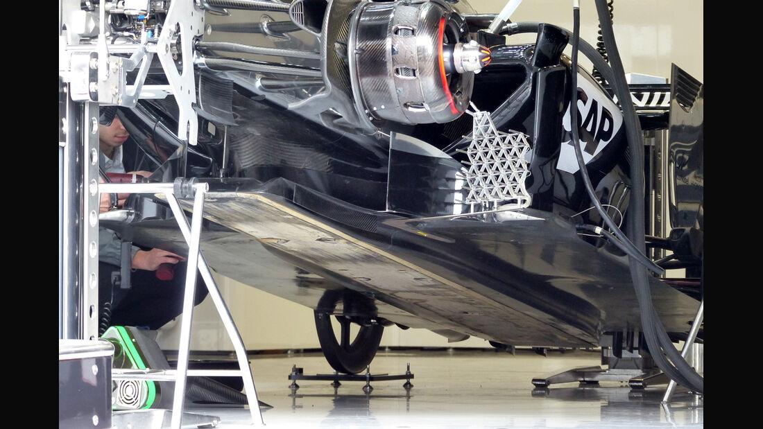 McLaren - Formel 1 - GP Österreich - Spielberg - 20. Juni 2014
