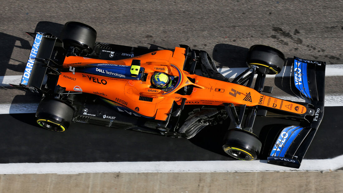 McLaren - Formel 1 - GP Russland 2020