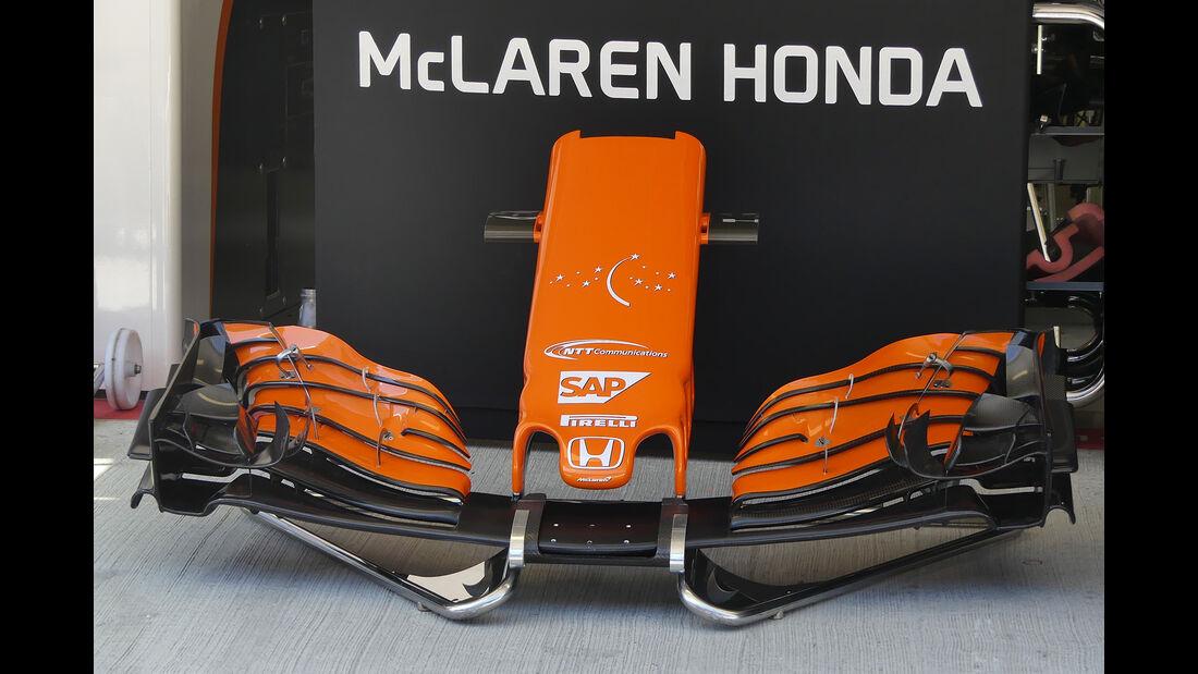 McLaren - Formel 1 - GP Russland - Sotschi - 26. April 2017