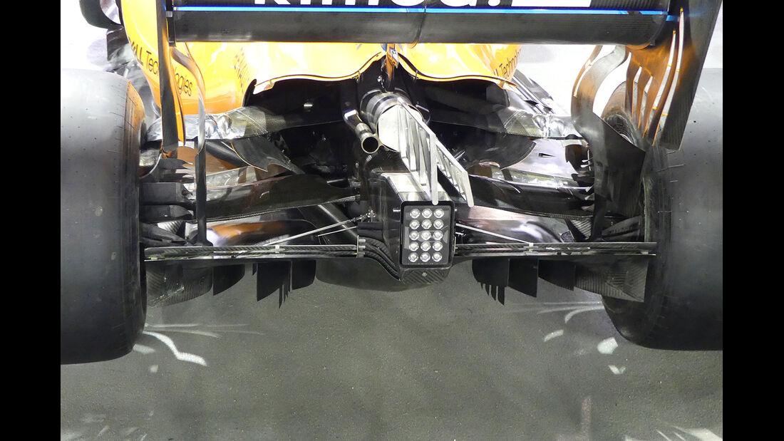 McLaren - Formel 1 - GP Singapur - 13. September 2018