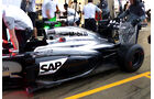 McLaren - Formel 1 - GP Singapur - 2. Oktober 2014