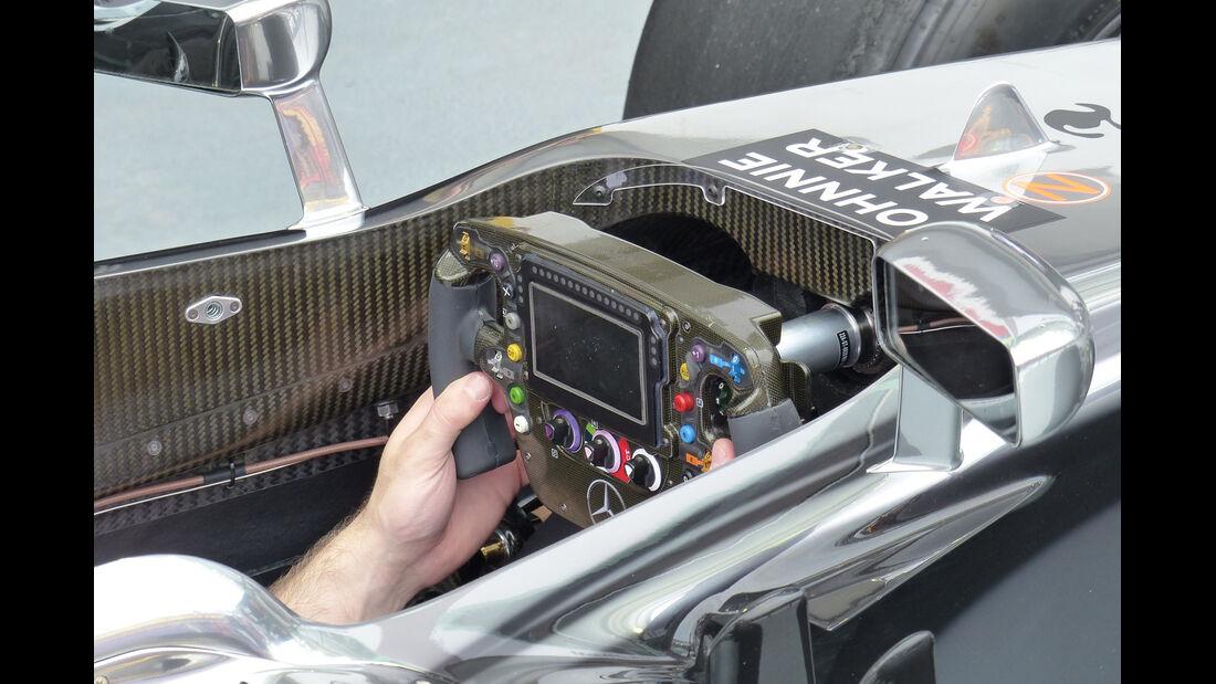 McLaren - Formel 1 - GP Singapur - 20. September 2014