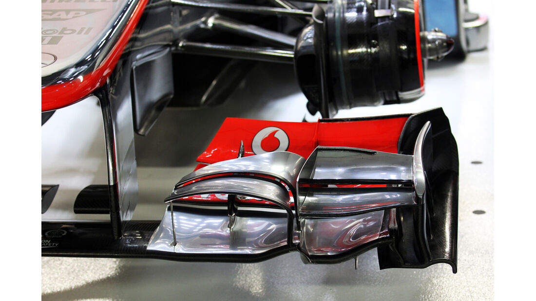 McLaren - Formel 1 - GP Singapur - 21. September 2012