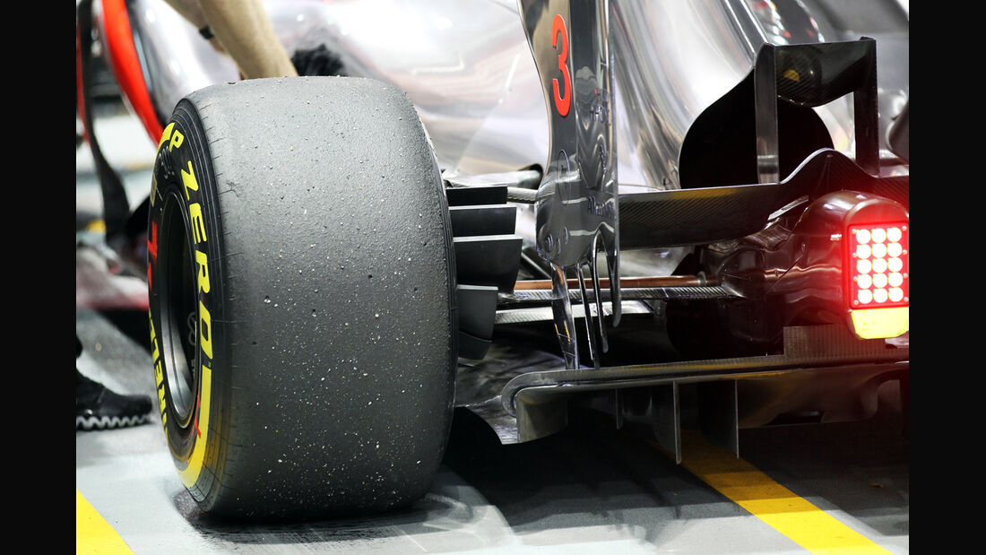 McLaren - Formel 1 - GP Singapur - 21. September 2012