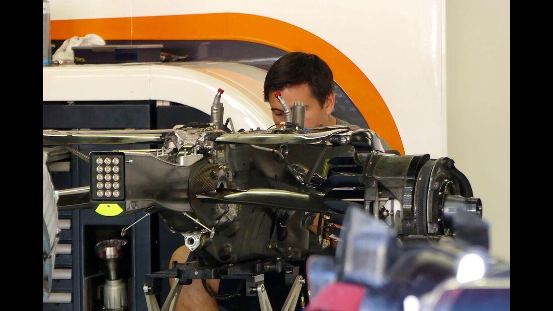 McLaren - Formel 1 - GP Spanien - 10.Mai 2017