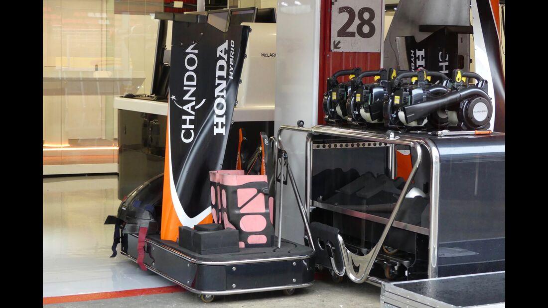 McLaren - Formel 1 - GP Spanien - 11. Mai 2017