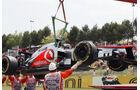 McLaren Formel 1 GP Spanien 2012