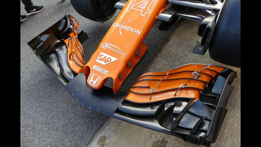 McLaren  - Formel 1 - GP Spanien - Barcelona - 11. Mai 2017