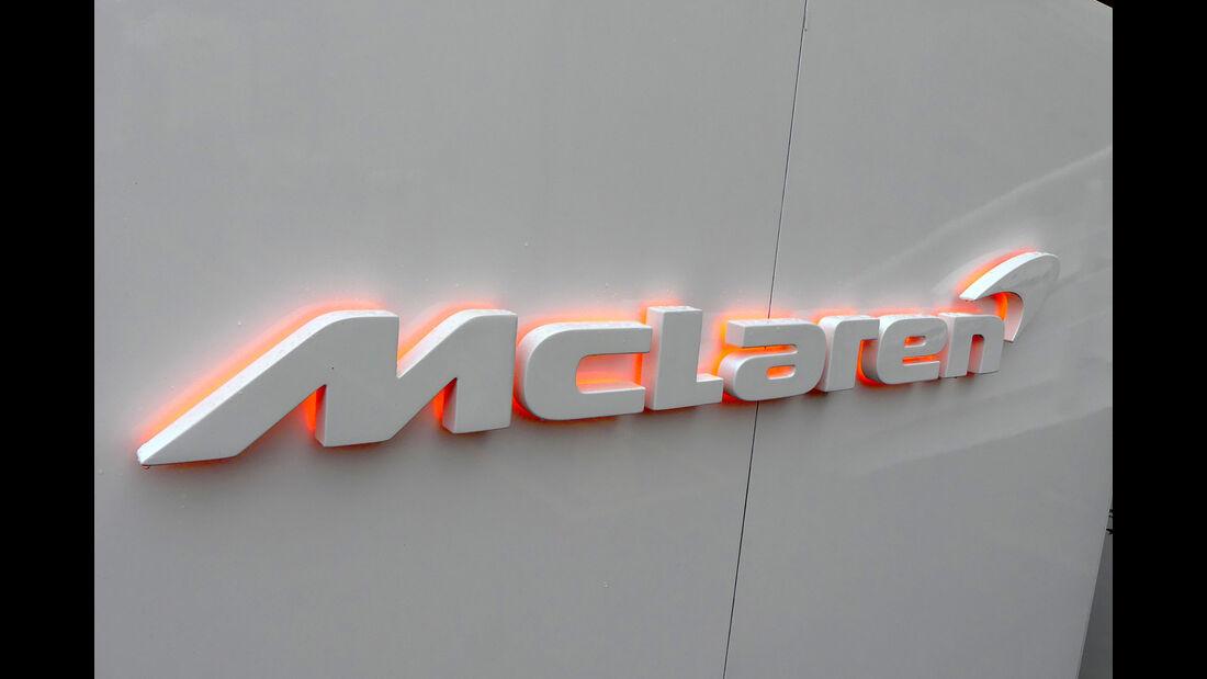 McLaren - Formel 1 - GP Spanien - Barcelona - 9. Mai 2018