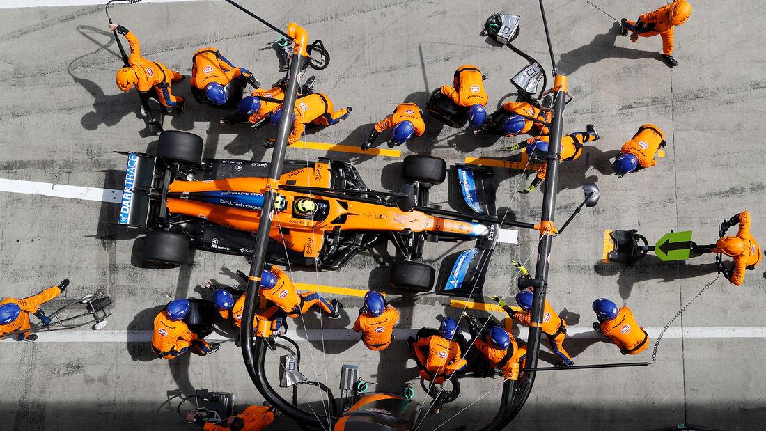 McLaren - Formel 1 - GP Steiermark - Spielberg - 2021