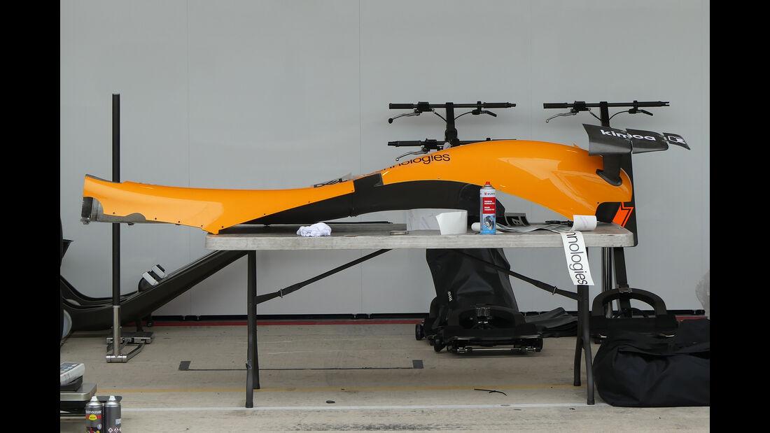 McLaren - Formel 1 - GP USA - Austin  - 17. Oktober 2018