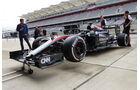 McLaren - Formel 1 - GP USA - Austin - 22. Oktober 2015