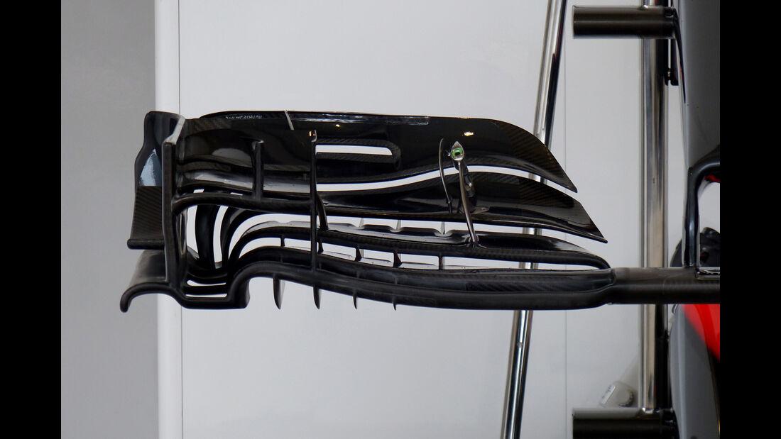 McLaren - Formel 1 - GP USA - Austin - 23. Oktober 2015