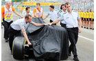 McLaren - Formel 1 - GP Ungarn - 26. Juli 2014