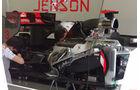 McLaren - Formel 1 - GP Ungarn - Budapest - 27. Juli 2012