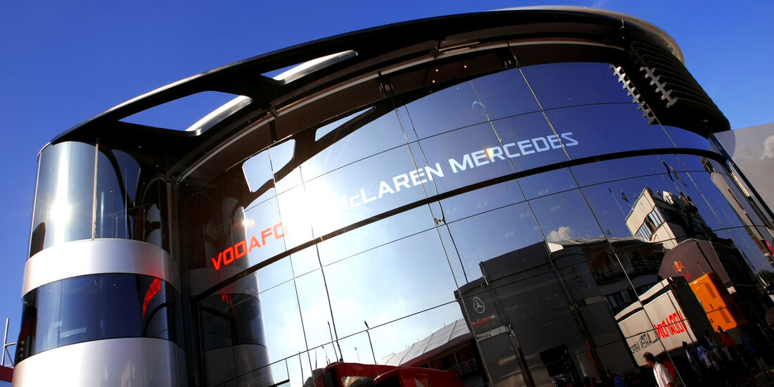 McLaren - Formel 1 - GP Ungarn - Budapest - 28. Juli 2012