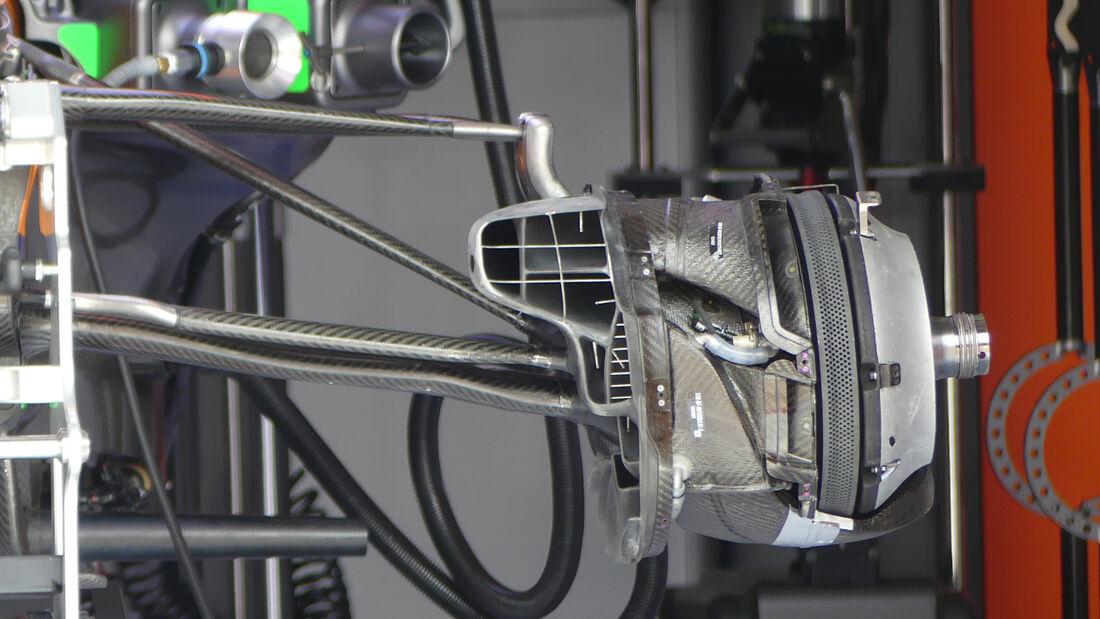 McLaren - Formel 1 - Imola - GP Emilia-Romagna - 15. April 2021
