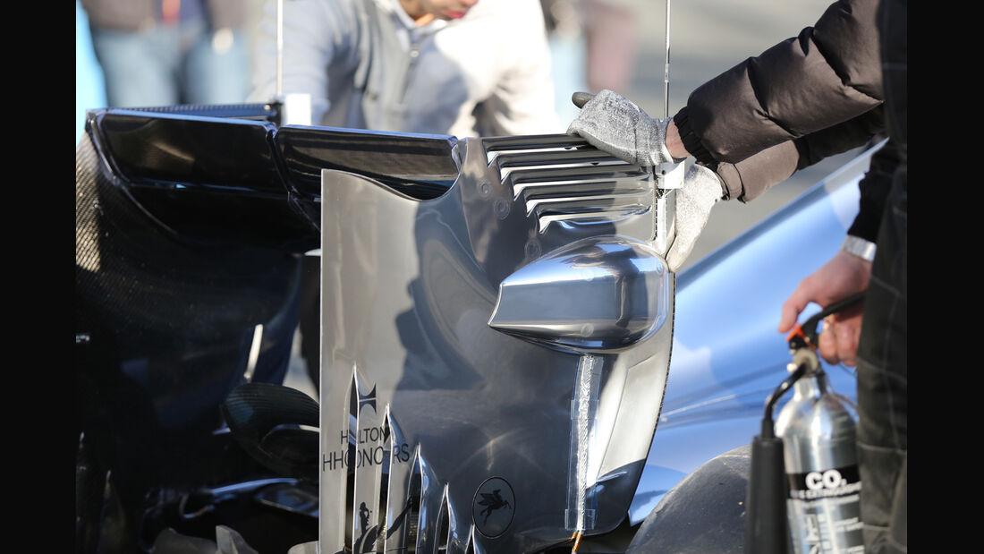 McLaren - Formel 1 - Jerez - Test - 30. Januar 2014