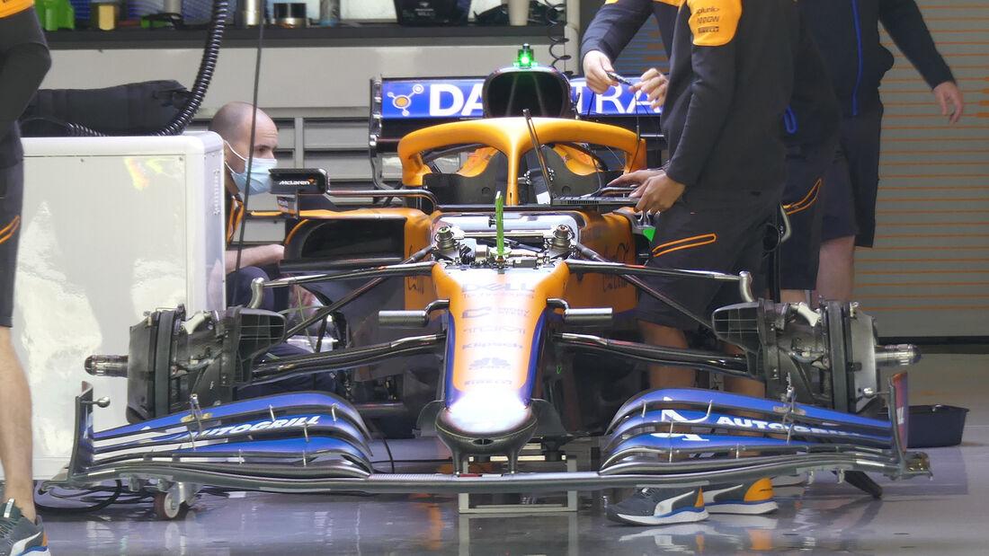 McLaren - Formel 1 - Portimao - GP Portugal - 29. April 2021