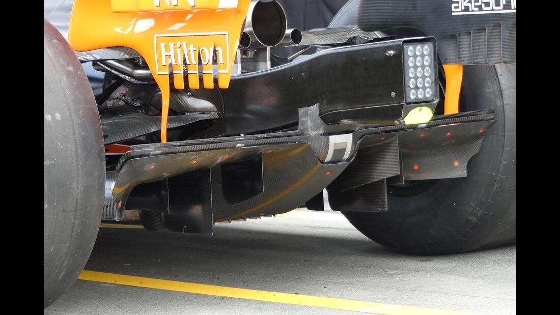 McLaren - Formel 1 - Technik - GP Australien 2017