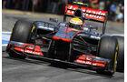 McLaren Formel 1 Technik GP Spanien 2012