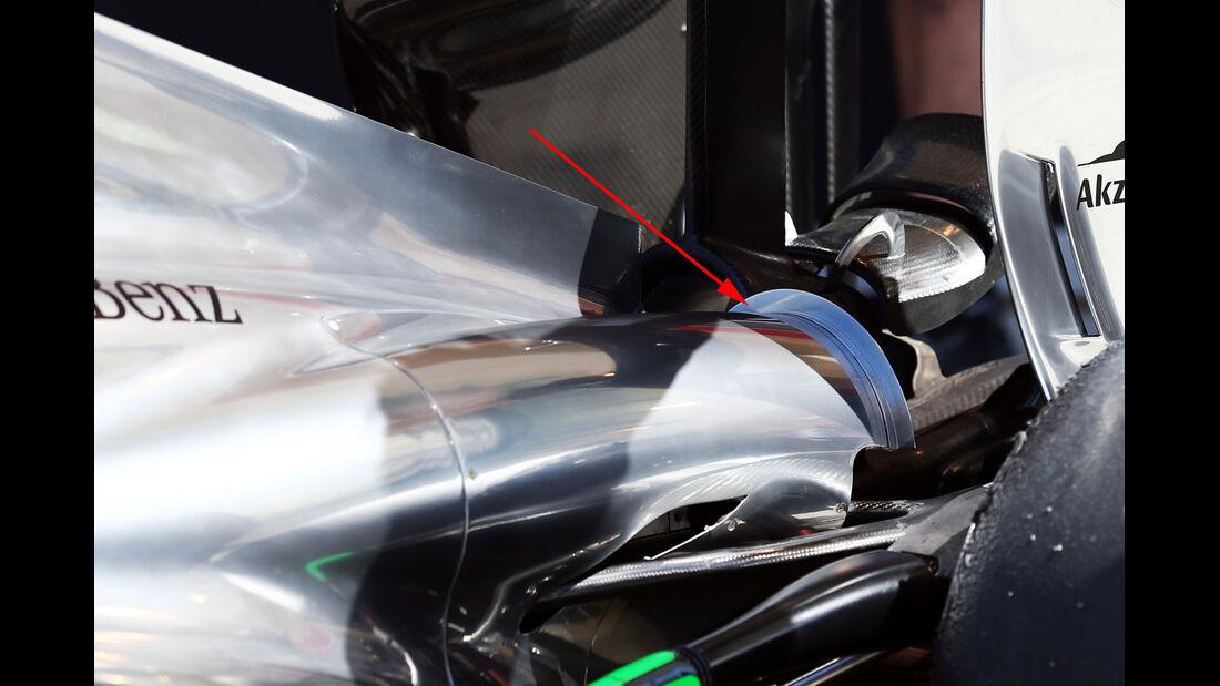 McLaren - Formel 1 Test - Bahrain - 2014