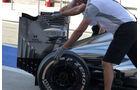 McLaren - Formel 1 - Test - Bahrain - 21. Februar 2014