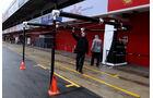 McLaren - Formel 1 - Test - Barcelona - 1. März 2013