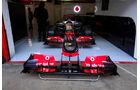McLaren - Formel 1 - Test - Barcelona - 20. Februar 2013