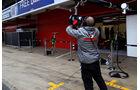 McLaren - Formel 1 - Test - Barcelona - 21. Februar 2013
