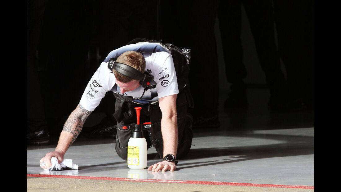 McLaren - Formel 1-Test - Barcelona - 23. Februar 2016