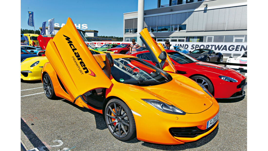 McLaren Frankfurt