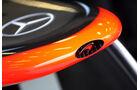 McLaren Frontflügel 2012