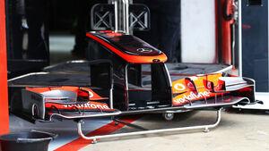 McLaren Frontflügel GP Spanien 2013