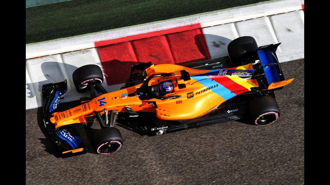 McLaren - GP Abu Dhabi 2018