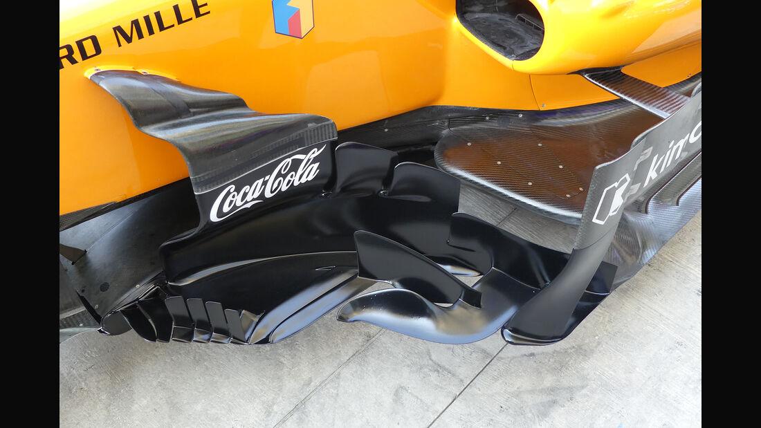 McLaren - GP Abu Dhabi - Formel 1 - 22. November 2018
