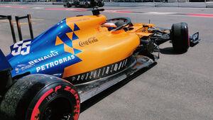McLaren - GP Aserbaidschan 2019