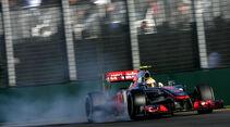 McLaren GP Australien 2012