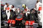 McLaren GP Australien 2013