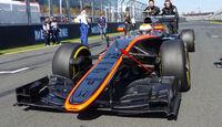 McLaren - GP Australien - 2015