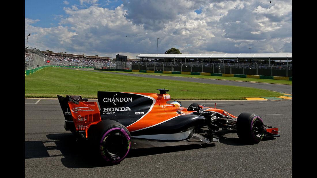 McLaren - GP Australien 2017