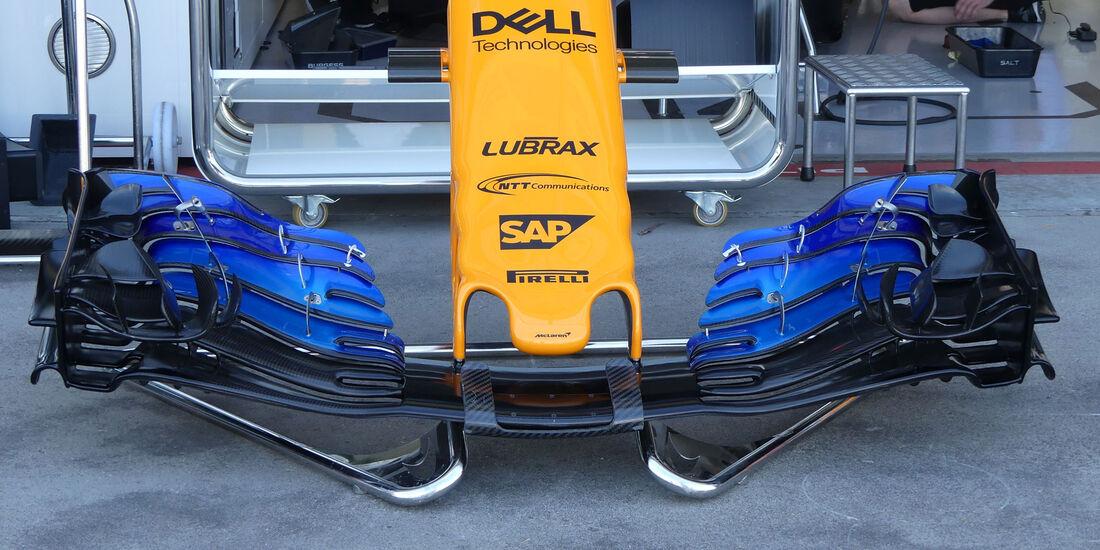McLaren - GP Australien 2018 - Melbourne - Albert Park - Freitag - 23.3.2018