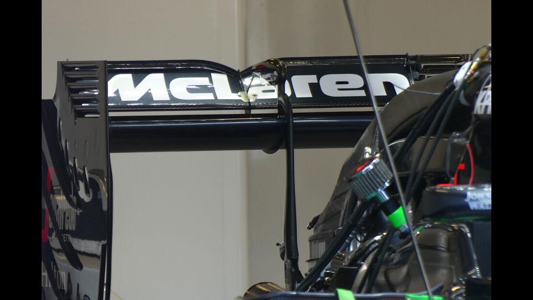 McLaren - GP Australien - Melbourne - 16. März 2016