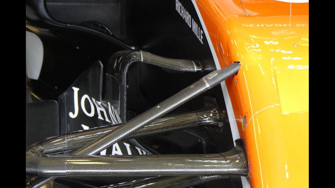 McLaren - GP Australien - Melbourne - 25. März 2017