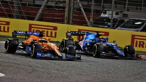 McLaren - GP Bahrain 2021