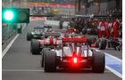 McLaren - GP Belgien 2013