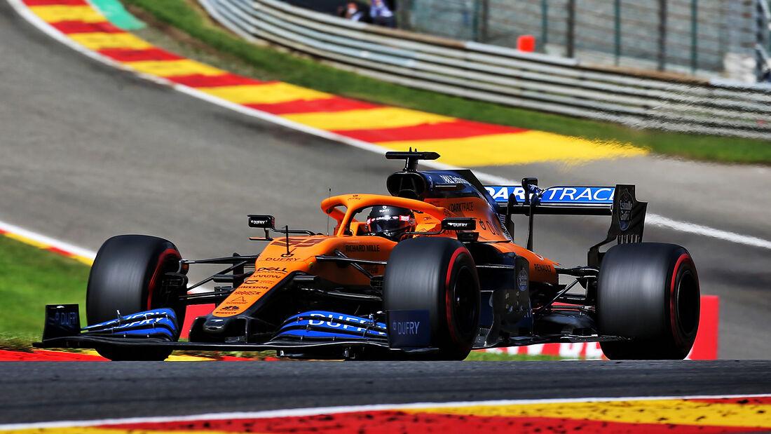 McLaren - GP Belgien 2020