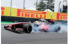 McLaren - GP Brasilien 2013